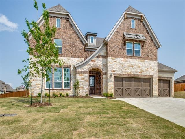 1170 Olympia Lane, Prosper, TX 75078 (MLS #13821503) :: Real Estate By Design