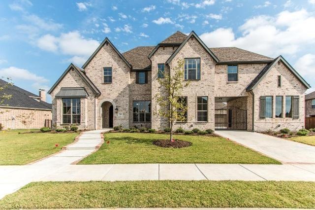 931 Cliff Creek Drive, Prosper, TX 75078 (MLS #13841371) :: Kimberly Davis & Associates