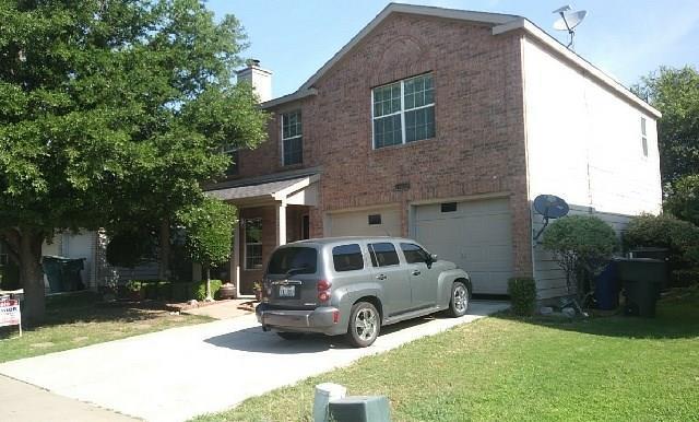 4207 Falcon Drive, Sherman, TX 75092 (MLS #13857490) :: RE/MAX Town & Country