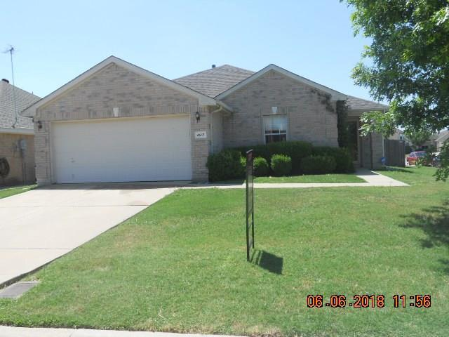 4917 Palm Ridge Drive, Fort Worth, TX 76133 (MLS #13859935) :: NewHomePrograms.com LLC