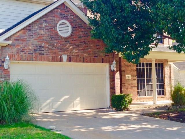 2520 Fairway View Drive, Burleson, TX 76028 (MLS #13874217) :: Team Hodnett