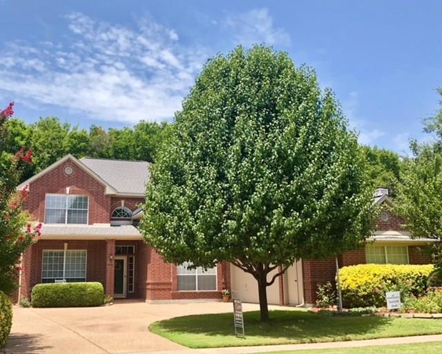 5817 Spring Hollow Lane, The Colony, TX 75056 (MLS #13883218) :: Team Hodnett