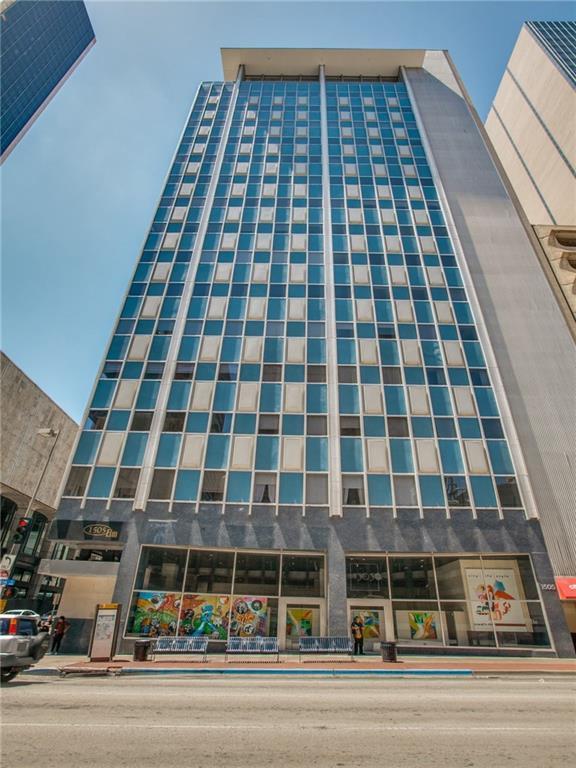 1505 E Elm Street E #1503, Dallas, TX 75201 (MLS #13885733) :: Pinnacle Realty Team
