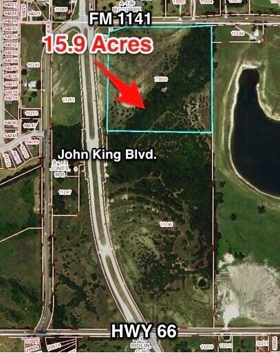 880 Fm 1141 John King Boulevard, Rockwall, TX 75087 (MLS #13889081) :: Kimberly Davis & Associates