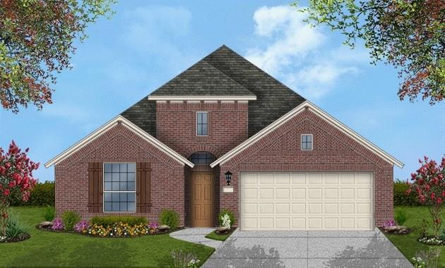 6112 Hickory Hills Lane, Fort Worth, TX 76179 (MLS #13896857) :: RE/MAX Landmark