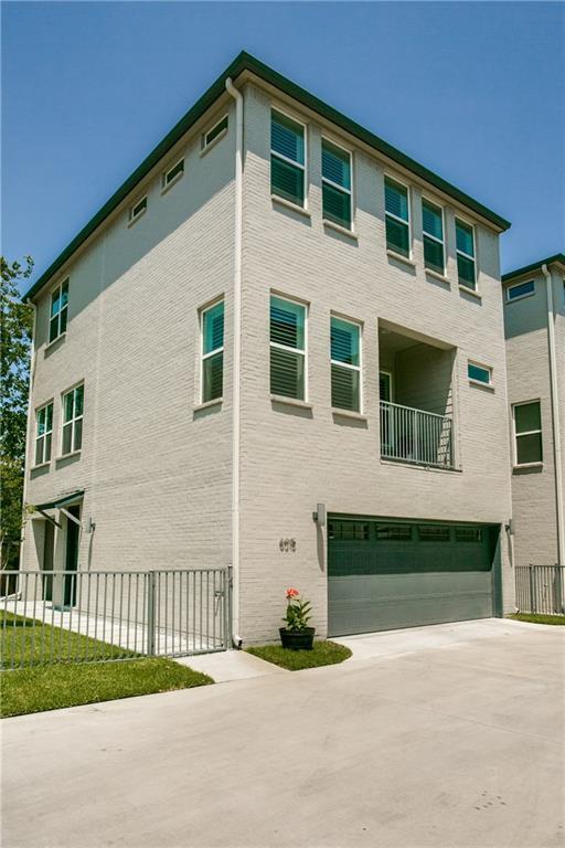 6015 Chimera Court, Dallas, TX 75206 (MLS #13901917) :: Magnolia Realty