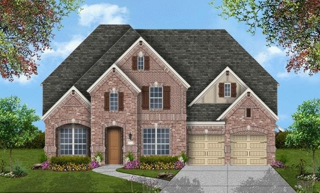 3107 Newsom Ridge Drive, Mansfield, TX 76063 (MLS #13918423) :: The Hornburg Real Estate Group