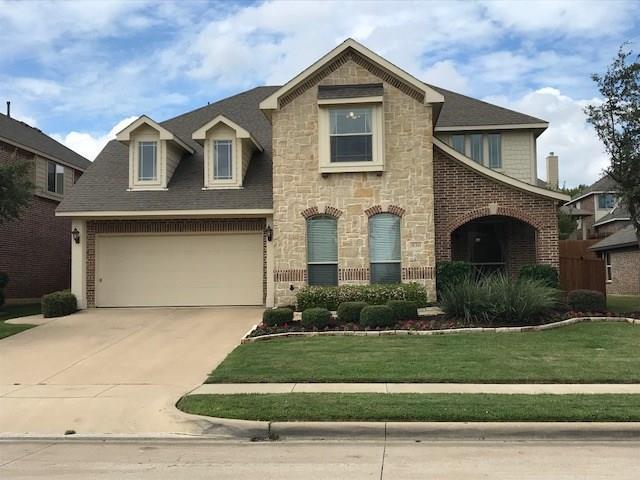 836 Monticello Drive, Burleson, TX 76028 (MLS #13922894) :: RE/MAX Landmark