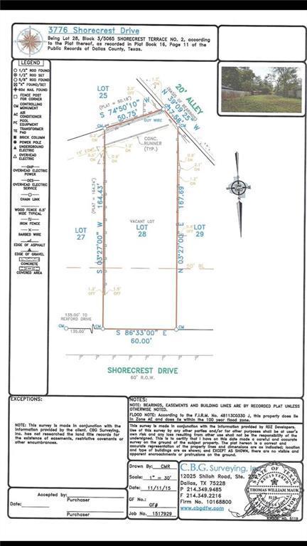 3776 Shorecrest Drive, Dallas, TX 75209 (MLS #13924713) :: Century 21 Judge Fite Company