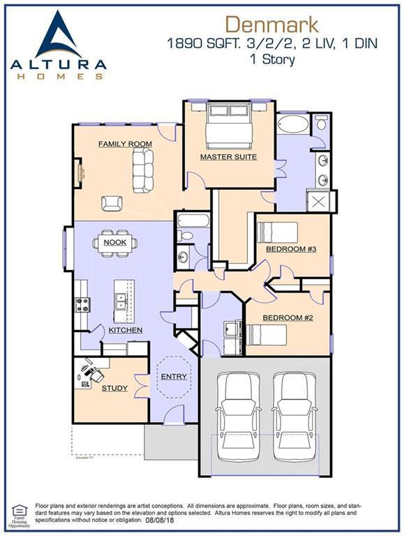 342 Highmeadow, Aubrey, TX 76227 (MLS #13952761) :: Real Estate By Design