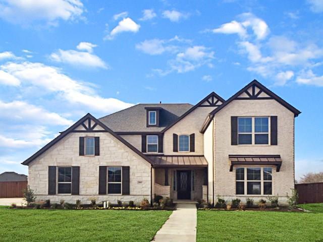 240 Darian Drive, Prosper, TX 75078 (MLS #13953368) :: Robbins Real Estate Group