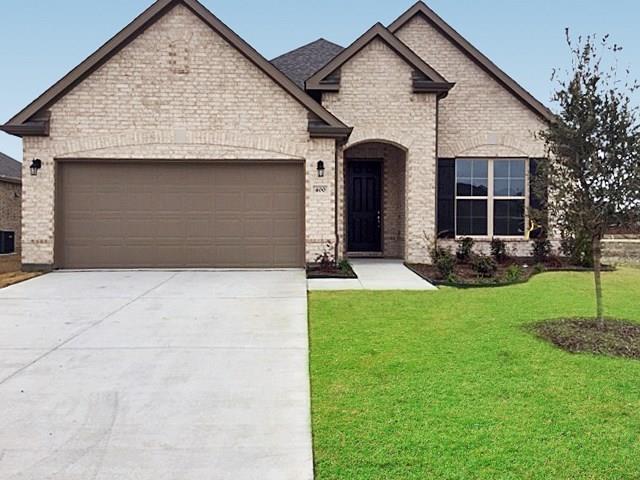 400 Fox Crossing Lane, Prosper, TX 75078 (MLS #13954039) :: Real Estate By Design