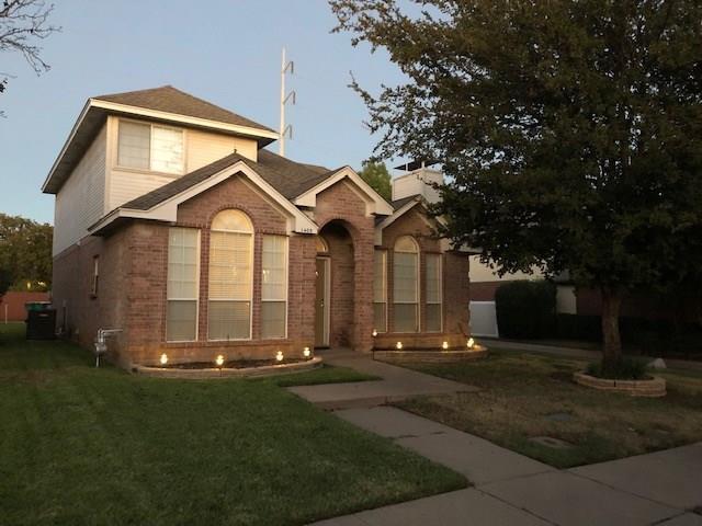1405 Bregenz Lane, Lewisville, TX 75067 (MLS #13962577) :: The Chad Smith Team