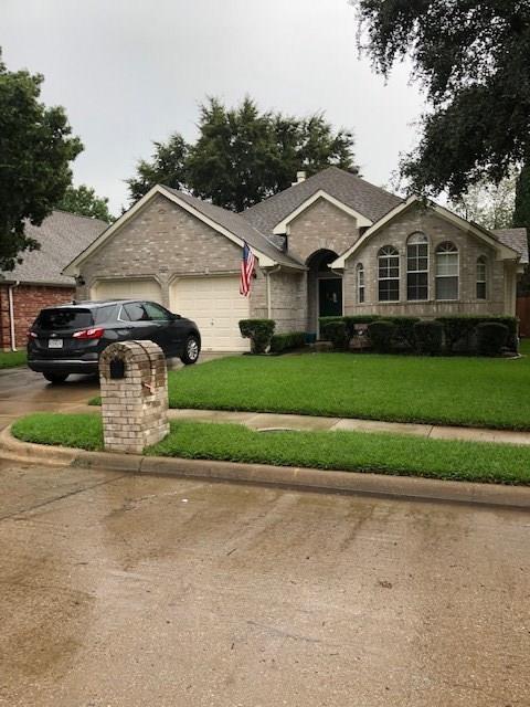 3641 Kales Lane, Flower Mound, TX 75022 (MLS #13965034) :: RE/MAX Town & Country