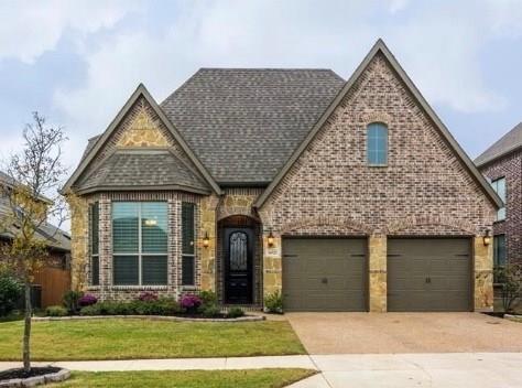 16525 Toledo Bend Court, Prosper, TX 75078 (MLS #13969543) :: RE/MAX Pinnacle Group REALTORS