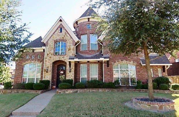 301 Bachman Creek Drive, Mckinney, TX 75072 (MLS #13973037) :: RE/MAX Landmark