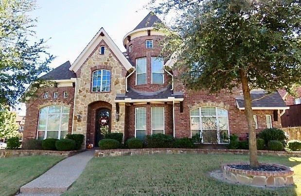 301 Bachman Creek Drive, Mckinney, TX 75072 (MLS #13973037) :: Kimberly Davis & Associates