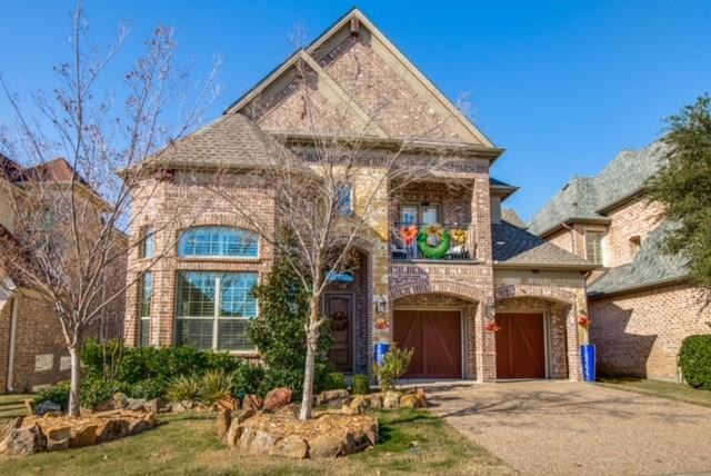 8248 Lindsay Gardens, The Colony, TX 75056 (MLS #13983787) :: Kimberly Davis & Associates