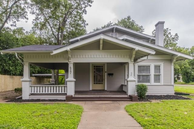 417 Featherston Street, Cleburne, TX 76033 (MLS #13984514) :: The Heyl Group at Keller Williams