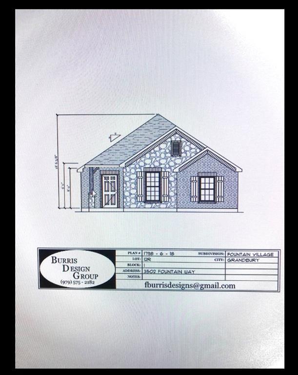 3502 Fountain Way, Granbury, TX 76049 (MLS #13989151) :: Kimberly Davis & Associates