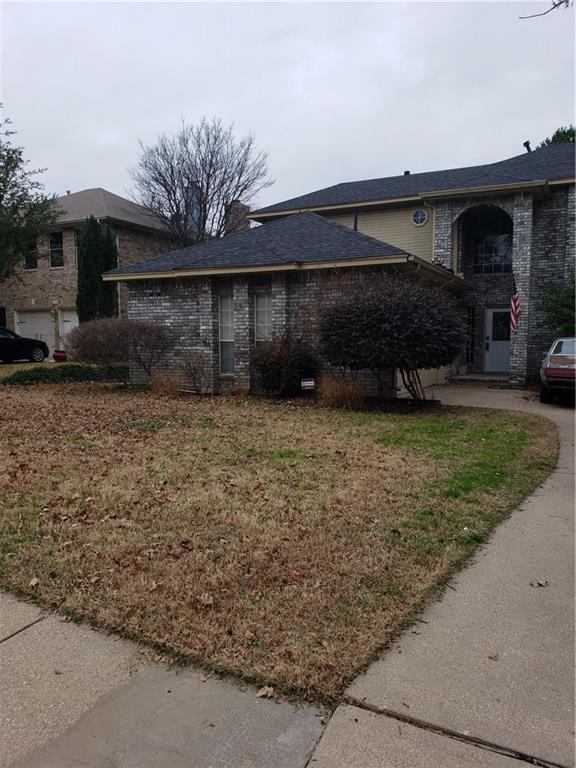 4332 Greenwood Lane, Grapevine, TX 76051 (MLS #13999972) :: The Tierny Jordan Network