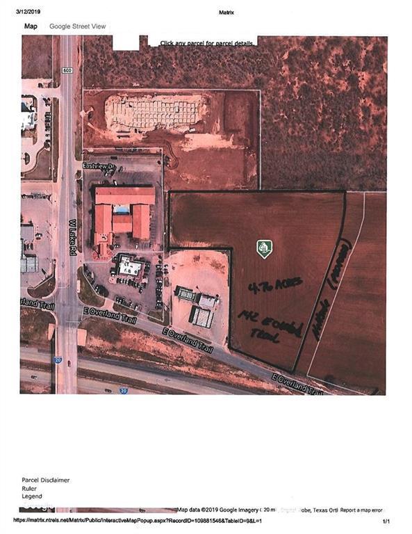 142 E Overland Trail, Abilene, TX 79601 (MLS #14015031) :: RE/MAX Pinnacle Group REALTORS