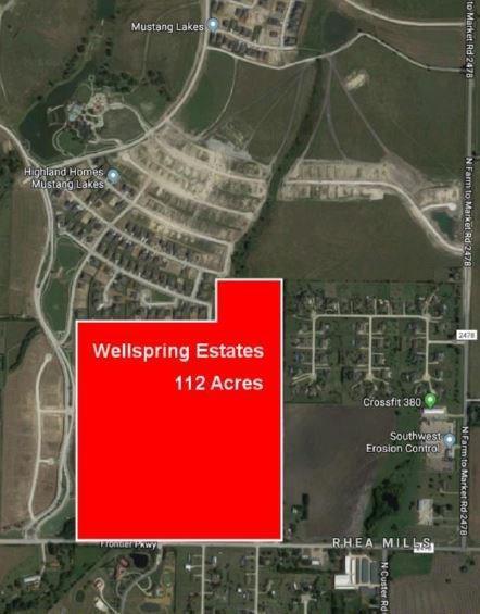 TBD1 Fountain Park Drive, Celina, TX 75009 (MLS #14019834) :: The Heyl Group at Keller Williams