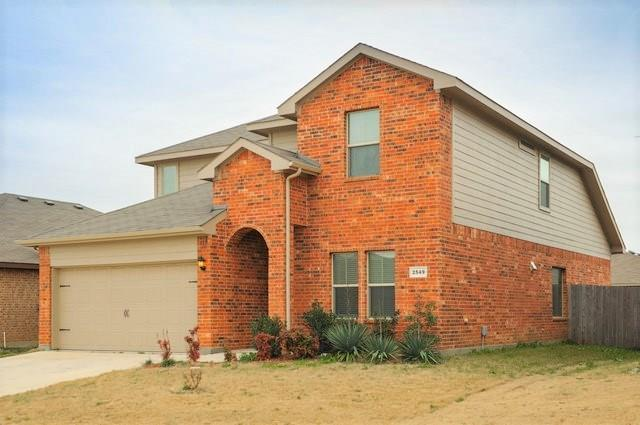 2549 Clarks Mill Lane, Fort Worth, TX 76123 (MLS #14021227) :: The Heyl Group at Keller Williams