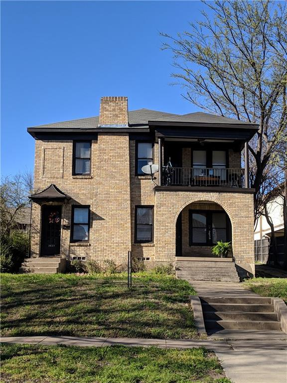 5637 Vickery Boulevard, Dallas, TX 75206 (MLS #14033284) :: RE/MAX Town & Country