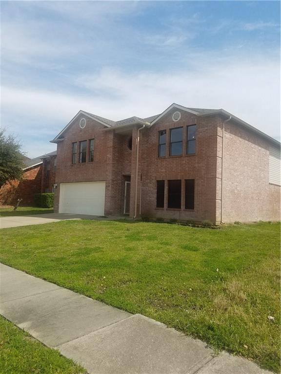 3128 Spyglass Drive, Grand Prairie, TX 75052 (MLS #14035849) :: The Tierny Jordan Network