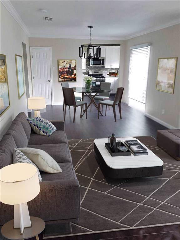 1310 Melbourne Avenue, Dallas, TX 75224 (MLS #14037041) :: Ann Carr Real Estate