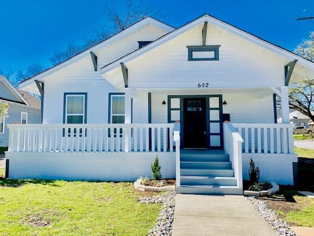 602 S Chestnut Street, Mckinney, TX 75069 (MLS #14037908) :: Kimberly Davis & Associates