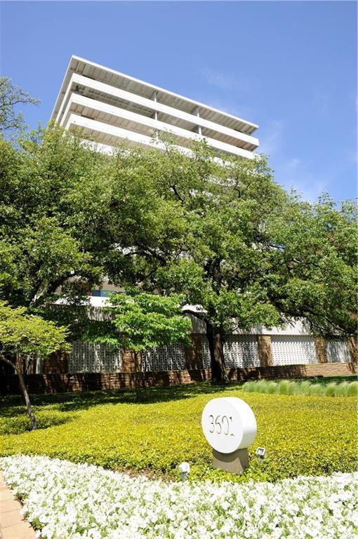 3601 Turtle Creek Boulevard #806, Dallas, TX 75219 (MLS #14059889) :: Van Poole Properties Group