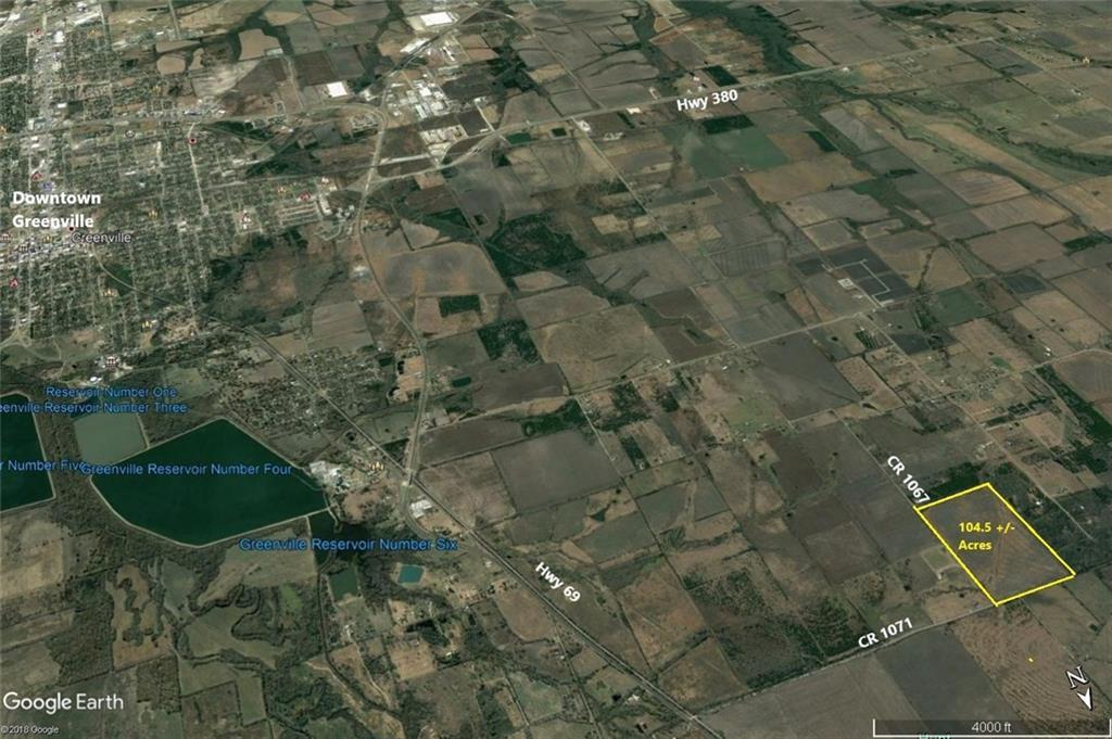 0000 County Rd 1067, Greenville, TX 75401 (MLS #14084173) :: The Mitchell  Group