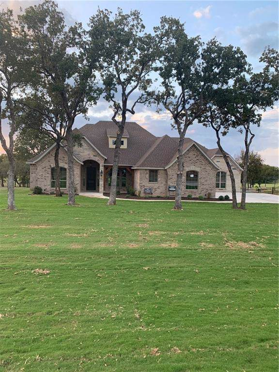 582 S Sugartree Drive, Lipan, TX 76462 (MLS #14088228) :: The Welch Team