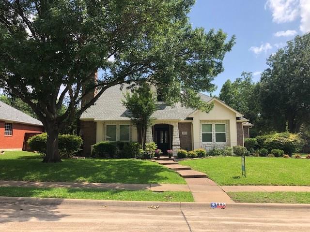 801 Crane Drive, Coppell, TX 75019 (MLS #14098725) :: Team Tiller