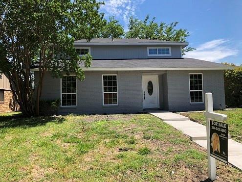 8910 Deerwood Drive, Rowlett, TX 75088 (MLS #14104524) :: Lynn Wilson with Keller Williams DFW/Southlake