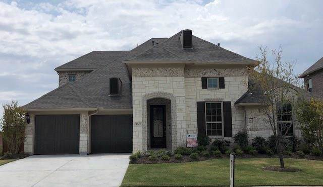 1345 Side Saddle Trail, Frisco, TX 75036 (MLS #14106924) :: Lynn Wilson with Keller Williams DFW/Southlake