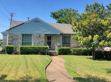 2053 Marydale Drive, Dallas, TX 75208 (MLS #14109458) :: Kimberly Davis & Associates