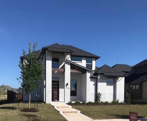 16419 Creek Plum Road, Frisco, TX 75033 (MLS #14110415) :: Kimberly Davis & Associates