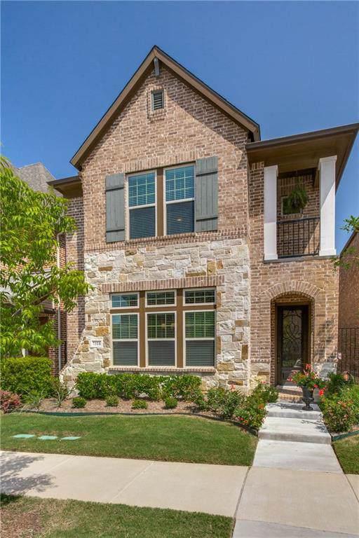 7316 San Saba Drive, Mckinney, TX 75070 (MLS #14123220) :: Frankie Arthur Real Estate