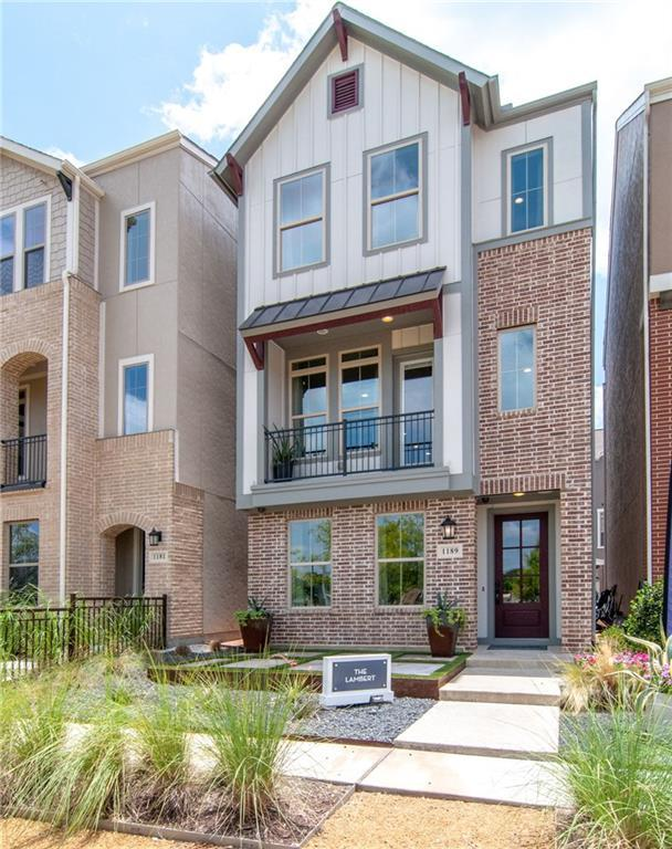 1189 Tea Olive Lane, Dallas, TX 75212 (MLS #14126180) :: RE/MAX Town & Country