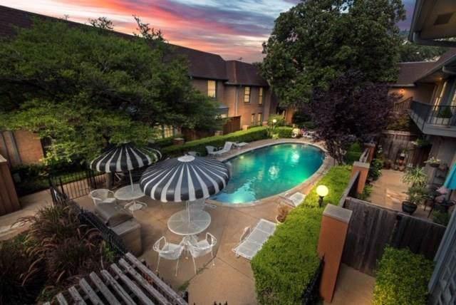 7830 Meadow Park Drive #210, Dallas, TX 75230 (MLS #14131902) :: The Hornburg Real Estate Group
