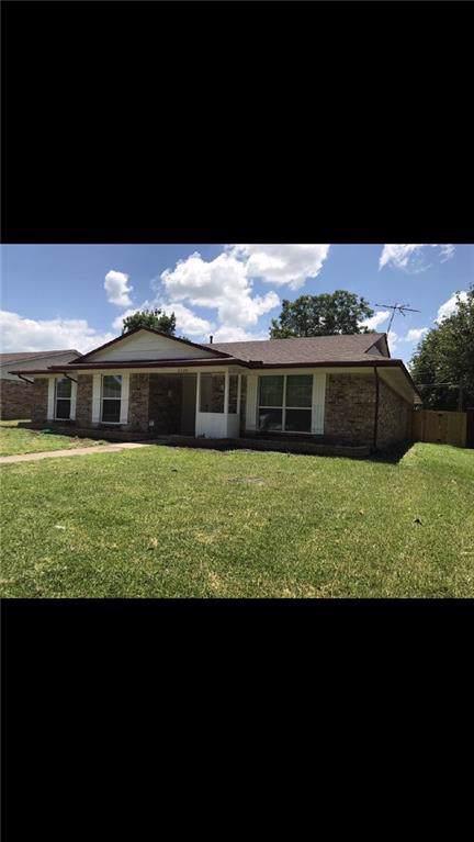 2328 Stafford Lane, Mesquite, TX 75150 (MLS #14139378) :: Lynn Wilson with Keller Williams DFW/Southlake