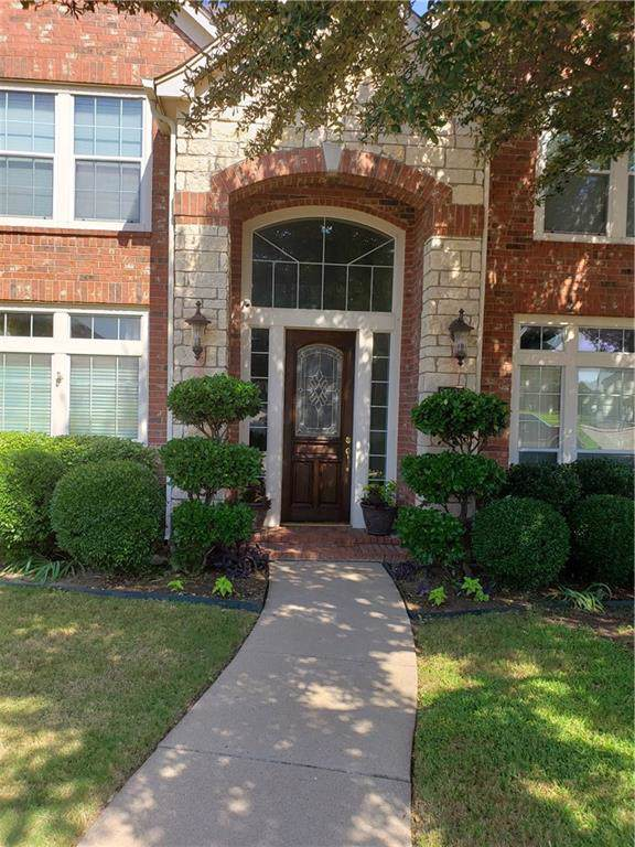 8520 Tangleridge Drive, Fort Worth, TX 76123 (MLS #14141399) :: RE/MAX Town & Country