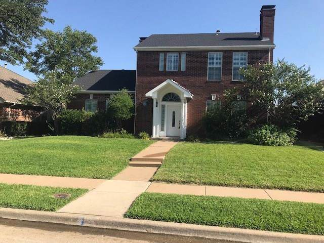 2005 Hearthstone Drive, Carrollton, TX 75010 (MLS #14147526) :: The Mitchell Group
