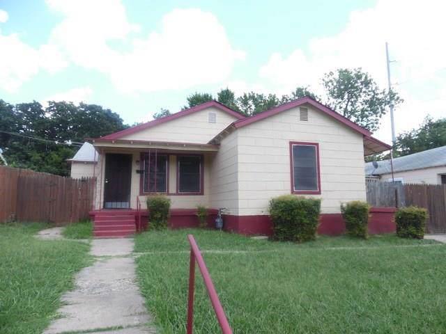 2317 Donalee Street, Fort Worth, TX 76105 (MLS #14149835) :: The Paula Jones Team | RE/MAX of Abilene
