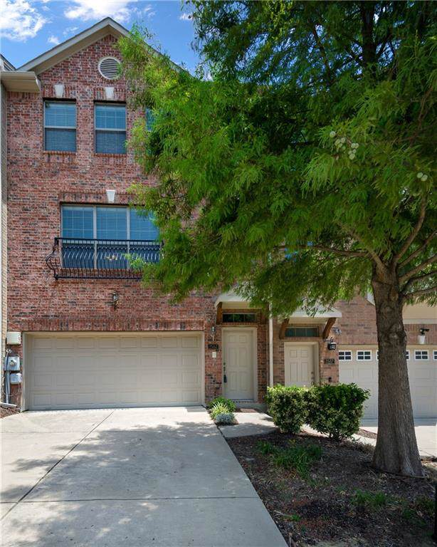 2553 Jacobson Drive, Lewisville, TX 75067 (MLS #14153904) :: The Rhodes Team