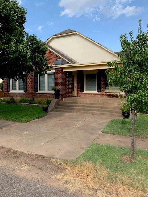 600 N Arkansas, Seymour, TX 76380 (MLS #14157957) :: RE/MAX Town & Country
