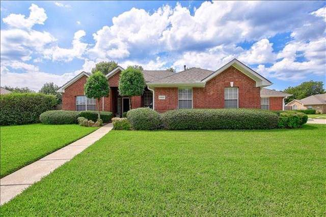 4300 Glencoe Road, Corinth, TX 76208 (MLS #14162374) :: All Cities Realty